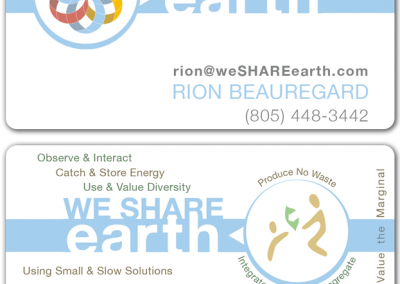 business-cards-share-earth