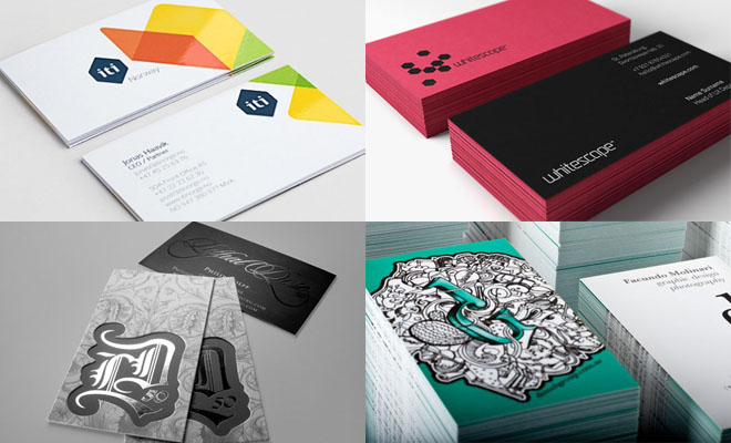 Business Card Inspirations
